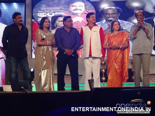 Ambareesh Friendship With Other Actors