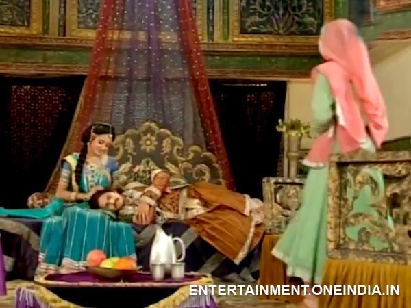 Jodha and Jalal Interrupted
