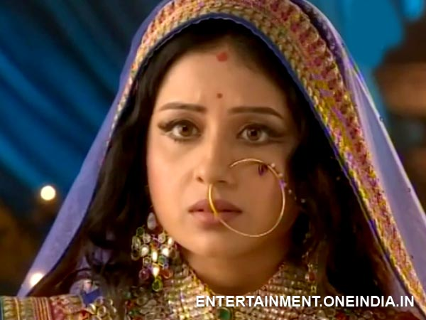 Jodha Shocked