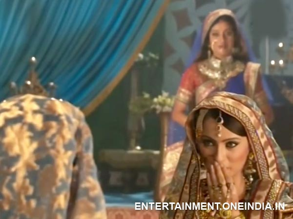 Rukhaiya Summons Jodha