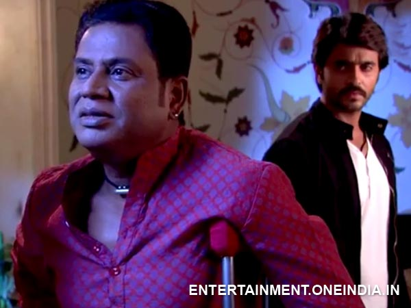 Dilsher Advises Rudra
