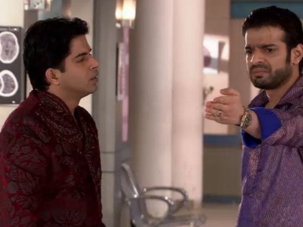 Raman Hurt Seeing Aditya