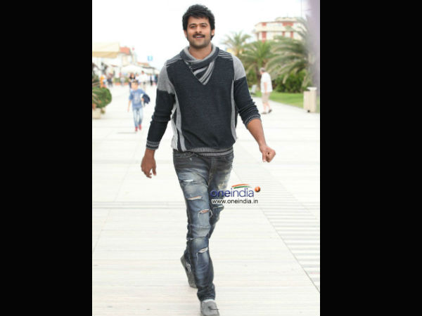 Prabhas' Height