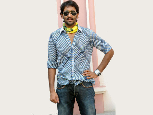 Manchu Vishnu's Height
