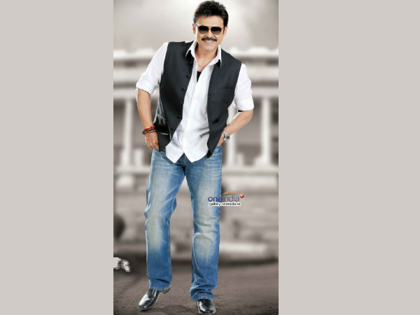Venkatesh's Height