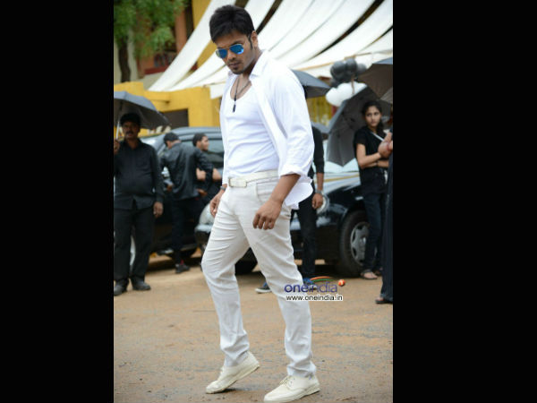 Manchu Manoj's Height