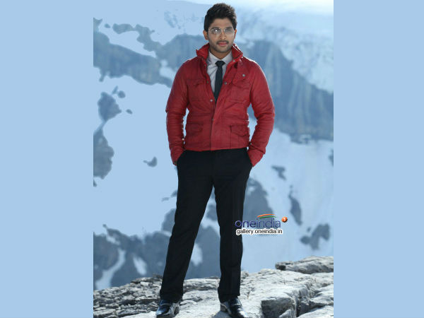 Allu Arjun's Height