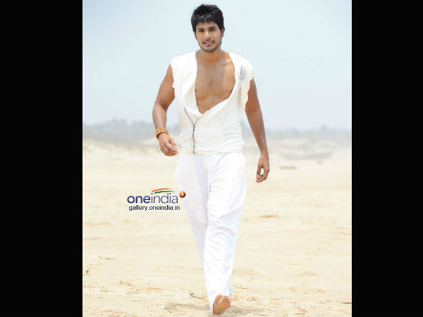 Sundeep Kishan's Height