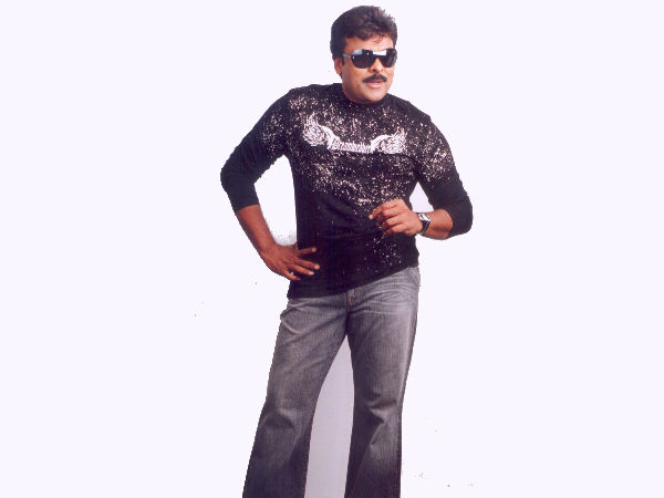 Chiranjeevi's Height