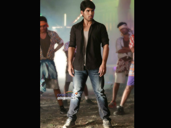 Allu Sirish's Height