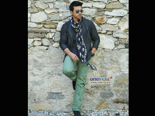 Ram Charan Teja's Height