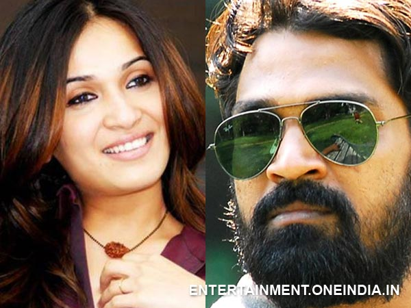 Soundarya Released The First Cut Of DI