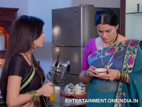 Anjali Inspects The Kitchen