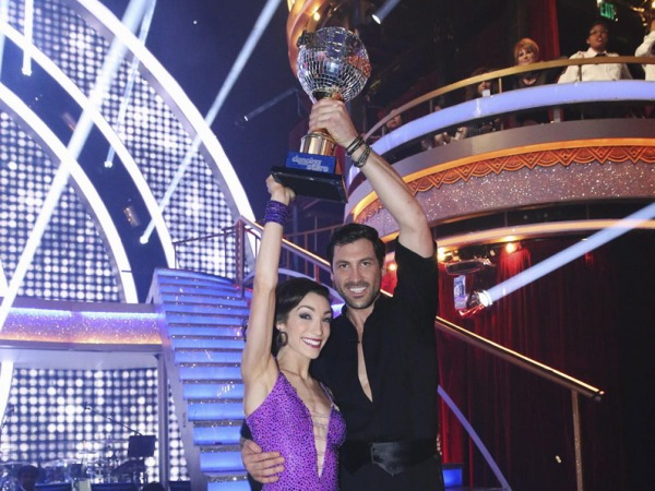 Winning Dancing With The Stars