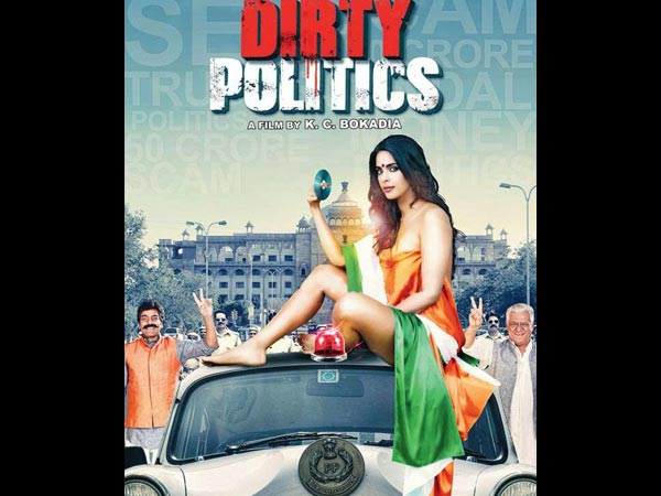 Dirty Politics poster