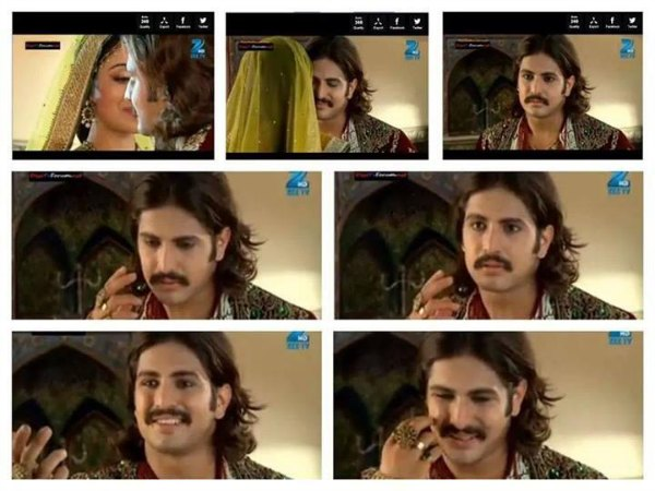 Jalal Surprised