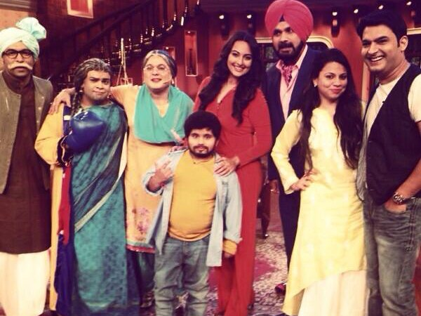Holiday On Comedy Nights With Kapil