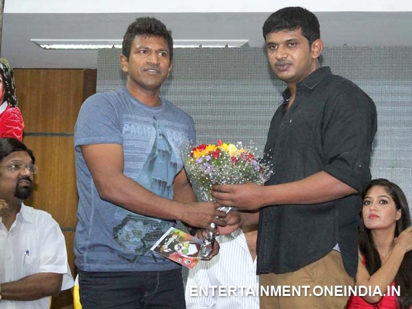 Puneet And Producer Hemanth