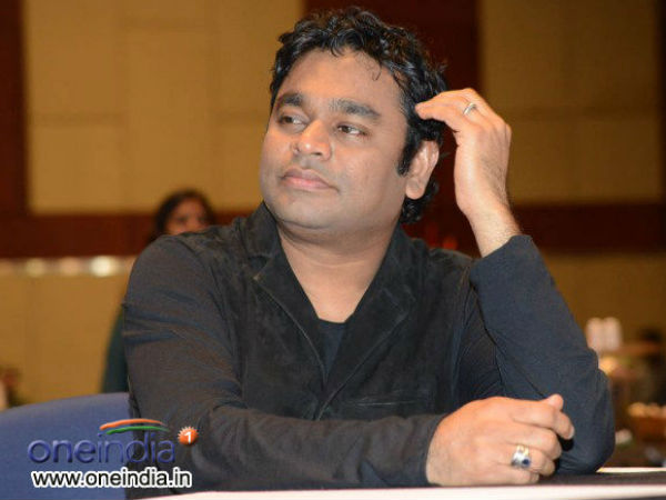 AR Rahman Converted To Islam