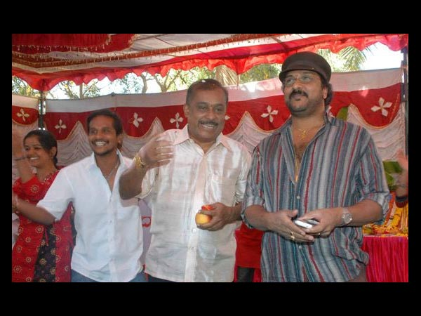 Ravichandran And Hamsalekha