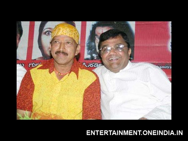 Vishnuvardhan And Dwarkish