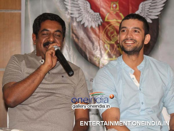 Yogaraj Bhat And Diganth