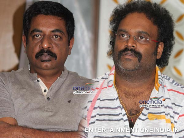 Yogaraj Bhat And V Harikrishna