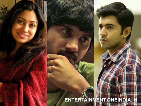 Anjali, Dulquar, Nivin Thank All