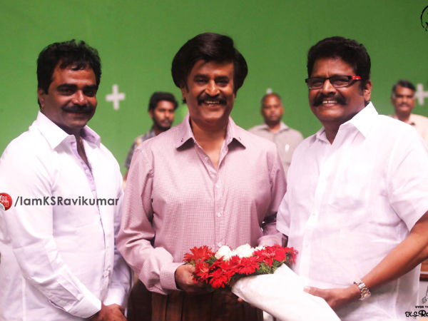 Lingaa Likely To Light Screens For Diwali