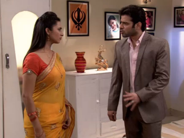 Raman Angry Being Informed Last