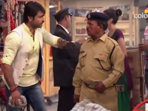 Rudra Searches Madly