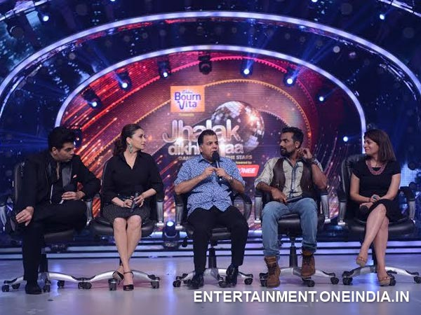 The Judges With Channel Heads