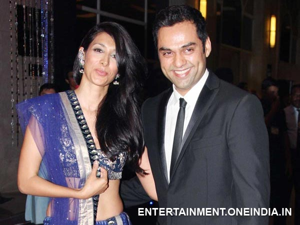 Abhay Deol and Preeti Desai-