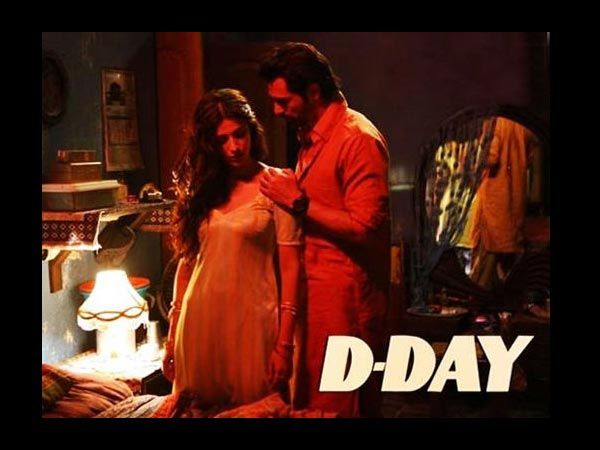 Arjun-Shruti's Bonding In D Day