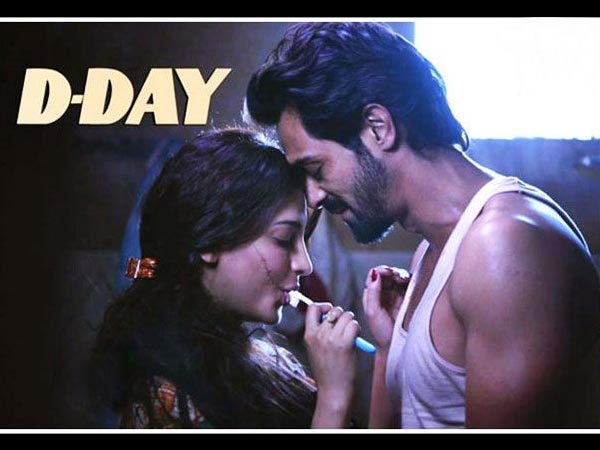 Arjun-Shruti's Chemistry In D Day