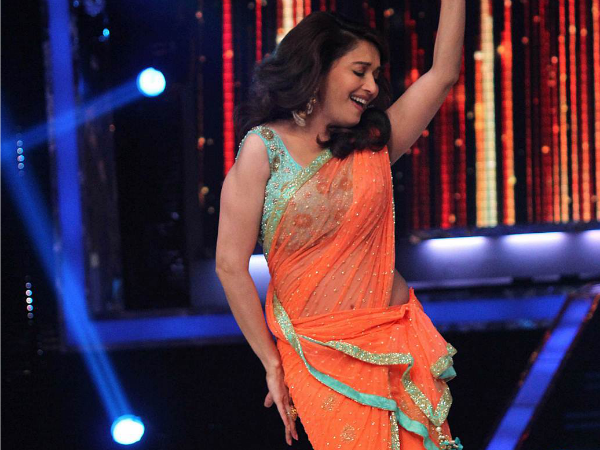 Madhuri's Traditional Avatar