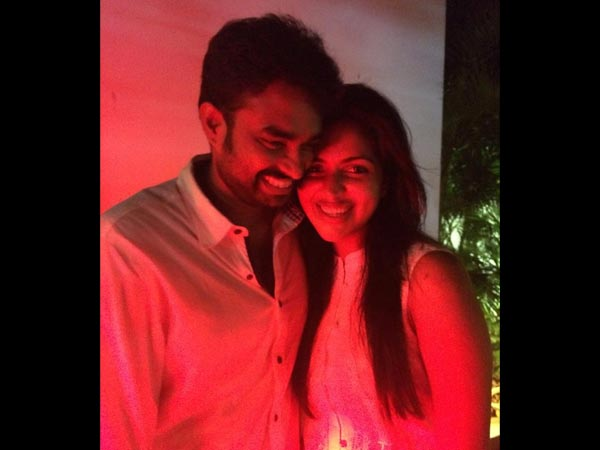 Amala Paul All Excited About The D-Day