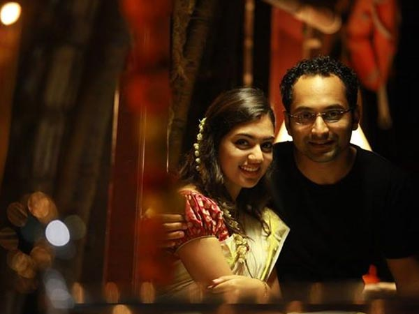 Fahad-Nazriya; The Most Romantic On Screen Couple