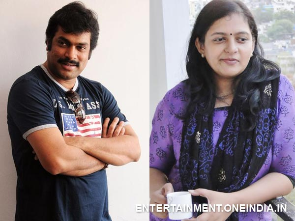 Panjaa Producer Ropes In Manam Writer
