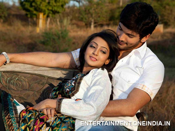 Diganth And Aindrita Ray