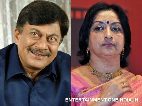 Ananth Nag And Lakshmi
