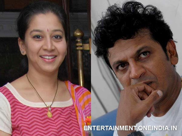Shivaraj Kumar And Sudharani