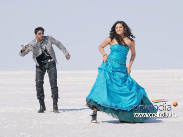 Sudeep And Ragini Dwivedi