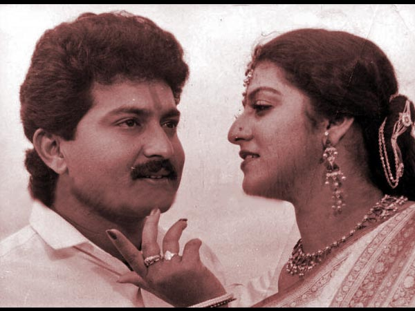 Sunil And Malashree