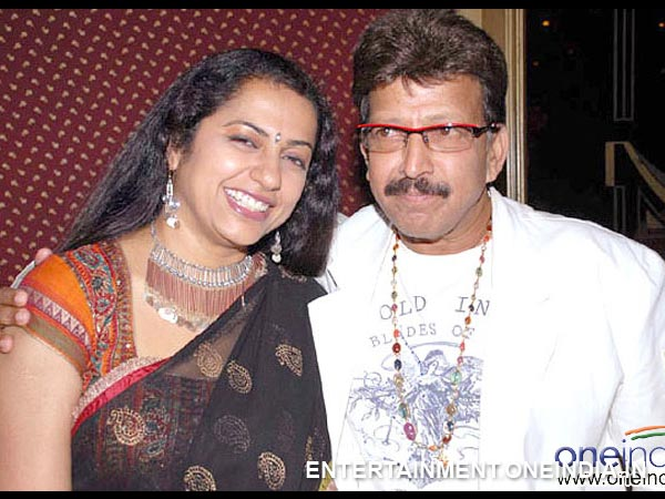 Dr Vishnuvardhan And Suhasini