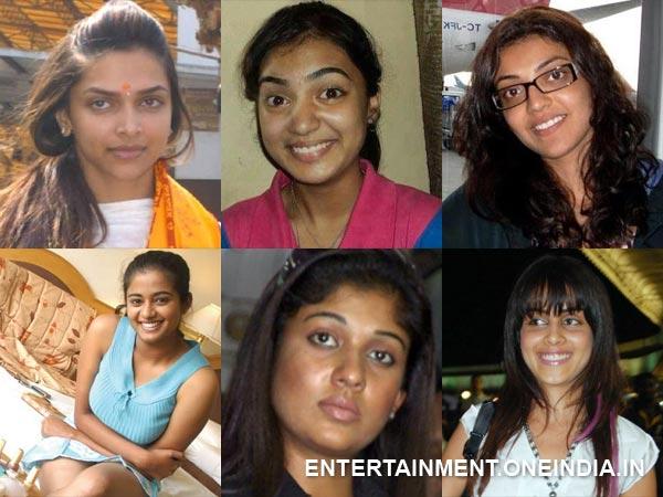 Photos: Tamil (Star) Actresses Without Makeup