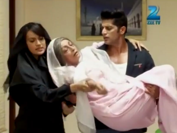 Old Woman Is Aahil's Badi Ammi!