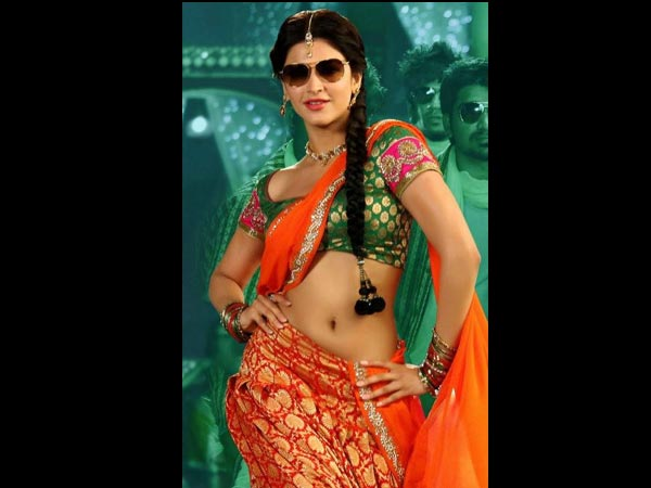 Tamil Actress Shruti Hassan's Height