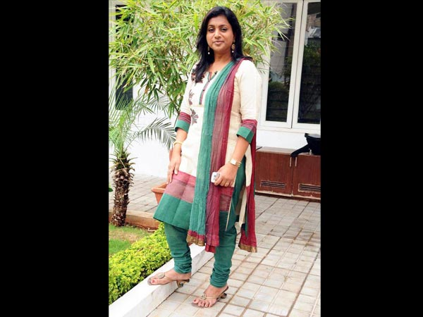 Tamil Actress Roja's Height