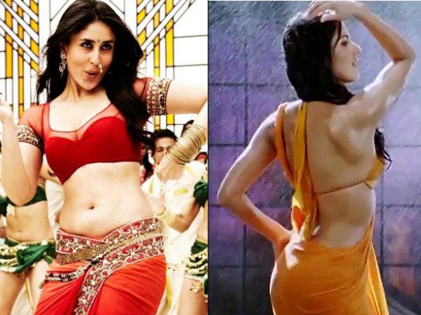 Sexy scene in saree